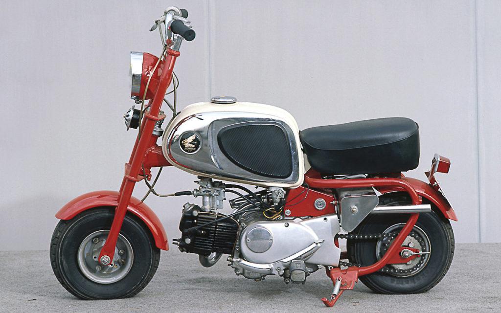 Honda Monkey CZ100 von 1963