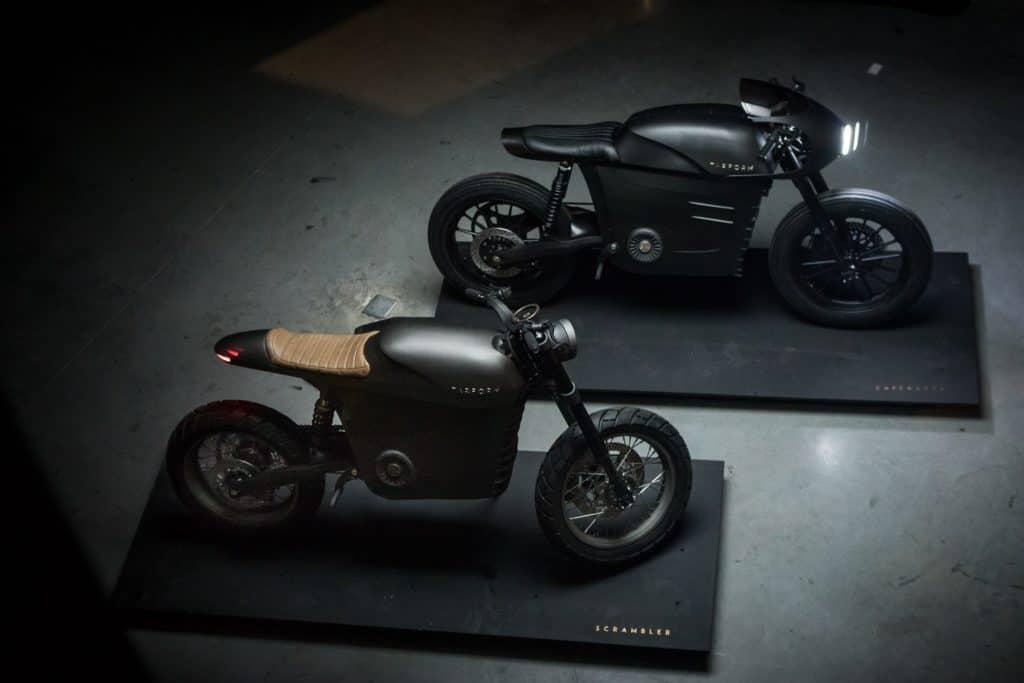 In New York hat sich Mitte Oktober erstmals offiziell die neue Motorradmarke Tarform vorgestellt