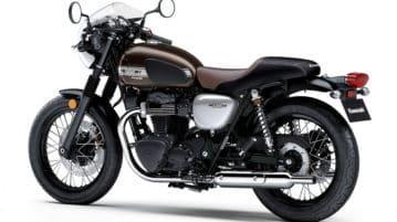 Retro-Klassiker-Fans freut es: Comeback der Kawasaki W800 in 2019
