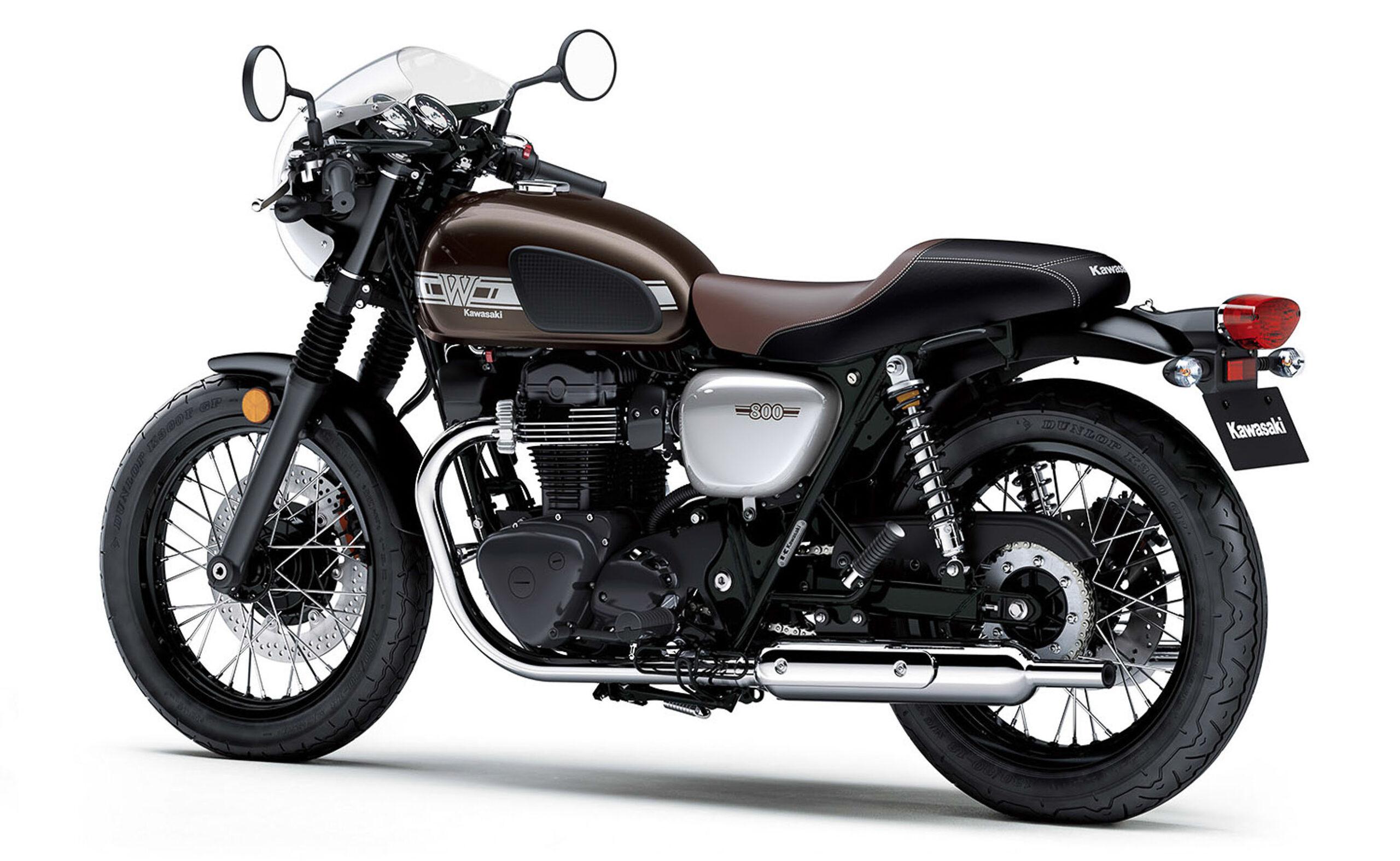 Comeback: Kawasaki W800 (2019)