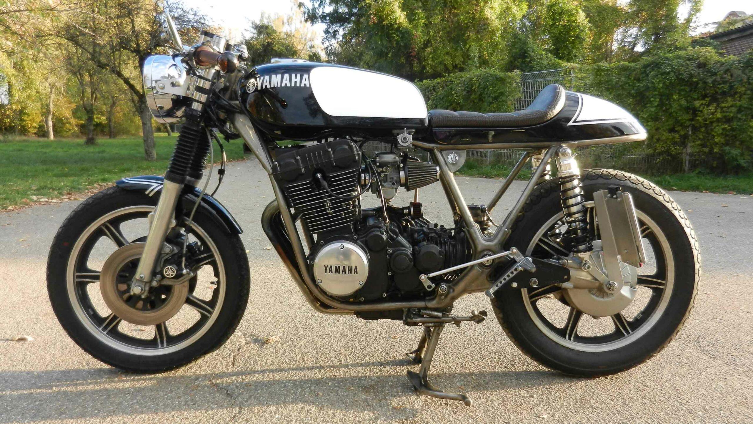Yamaha XS 750 Cafe Racer