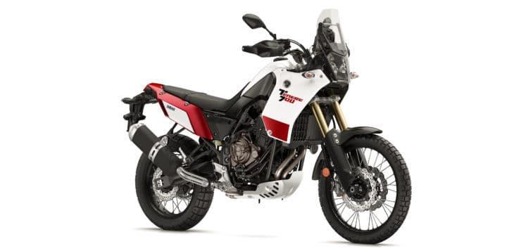 Die Sitzhöhe beträgt bei der Yamaha XTZ700 880 mm