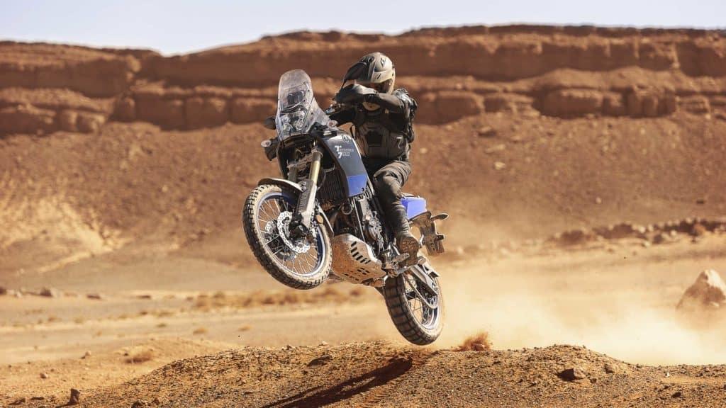 Unter den Testern war u.a. der mehrfache Dakar-Sieger Stéphane Peterhansel