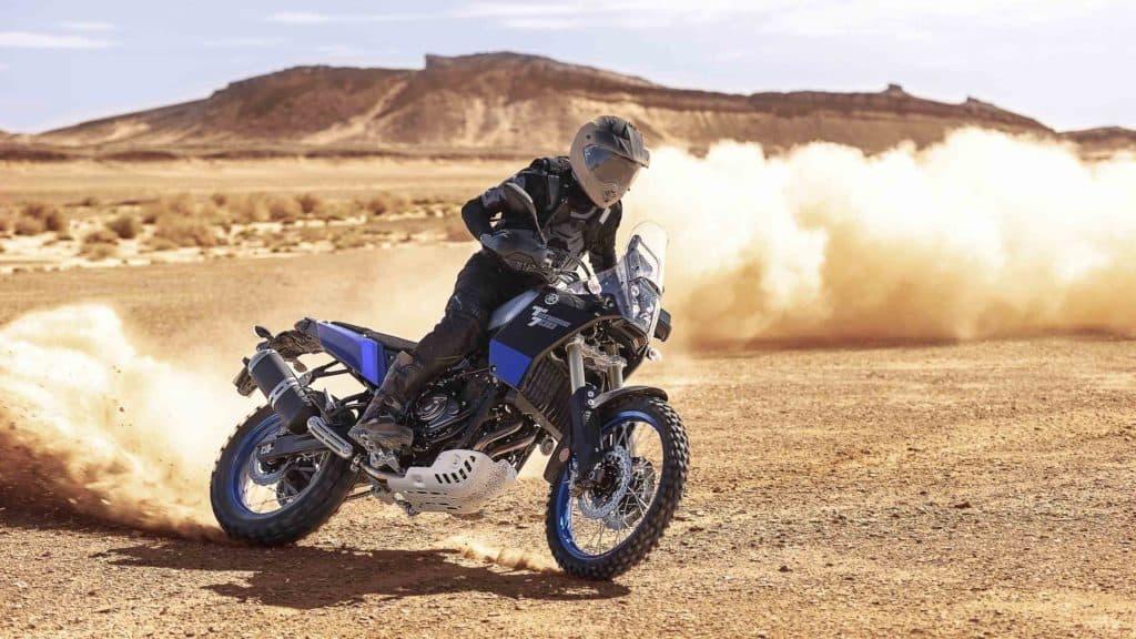 Ob sich die Yamaha 700 Tenere gegen KTM durchsetzt?