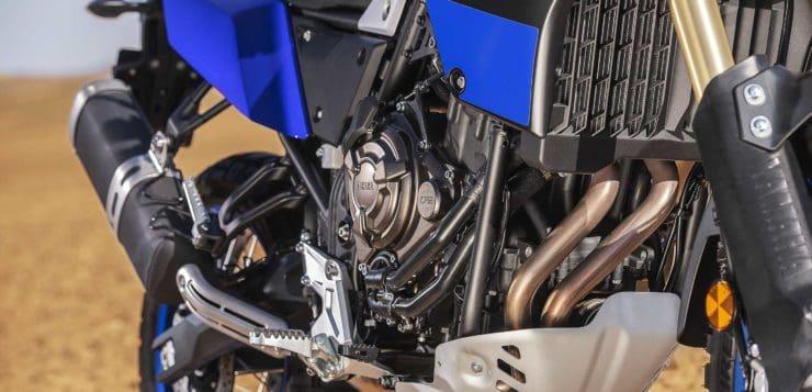 Yamaha Ténéré 700 Motor
