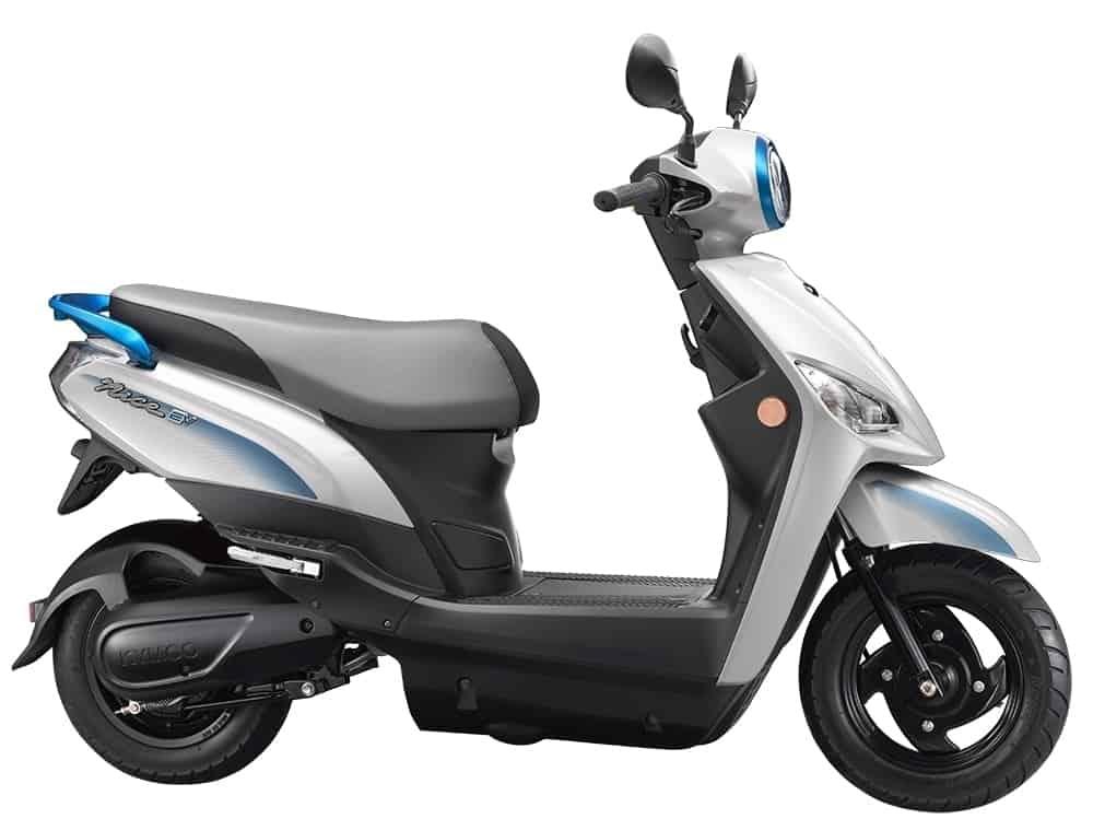 Kymco New Like 110 EV