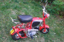 Honda CZ 100 – begehrtes Sammlerobjekt liebevoll restauriert