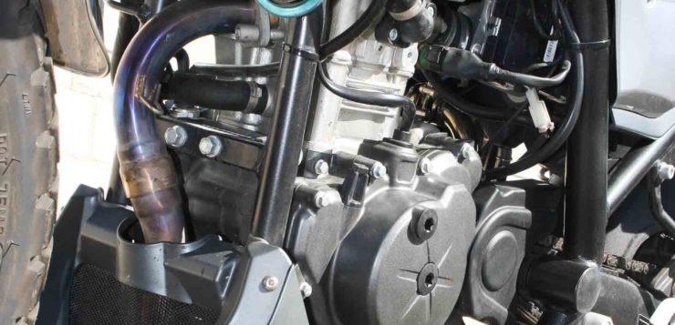 In der Mondial HPS steckt ein Aprilia-Triebwerk mit 14 PS