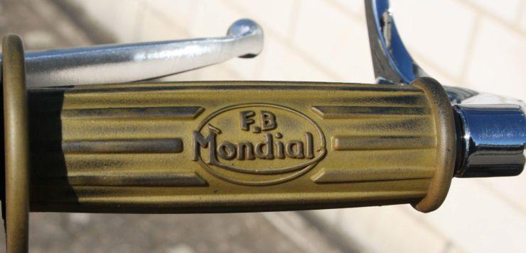 Hier beweist Mondial Lieb zum Detail