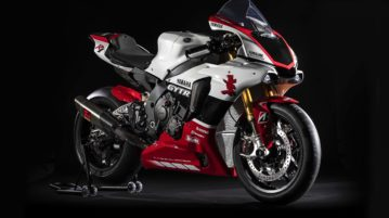 "Die Yamaha YZF-R1 GYTR ""20th Anniversary"" kosten 39.500 Euro"