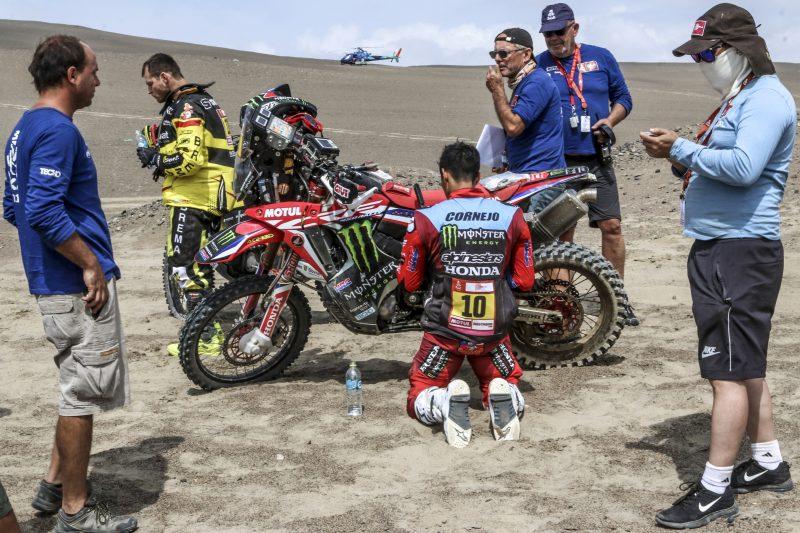 Jose Ignacio Cornejo rückt auf Platz 14 der Gesamtwertung vor