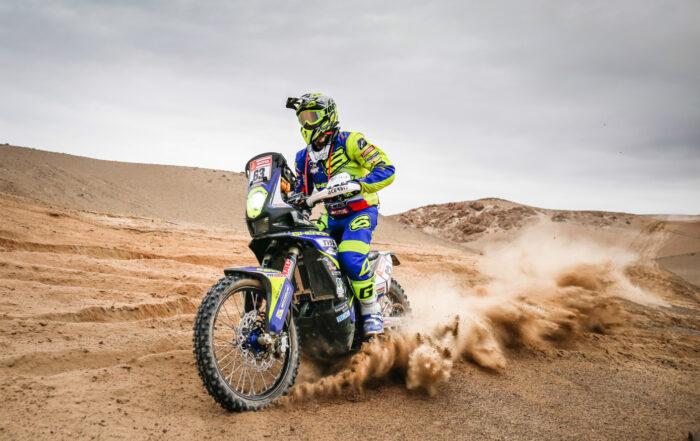 Stage 3 der Rallye Dakar 2019 von San Juan de Marcona nach Arequipa