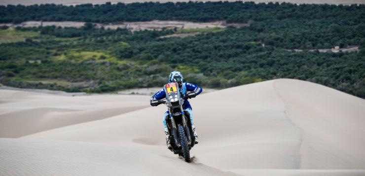 Für Adrien Van Beveren war es eine erfolgreiche 7. Etappe der Dakar 2019