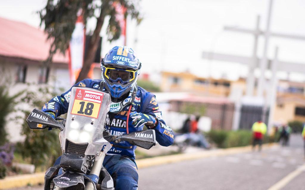 Dakar 2019: Xavier de Soultrait - Yamalube Yamaha Rally