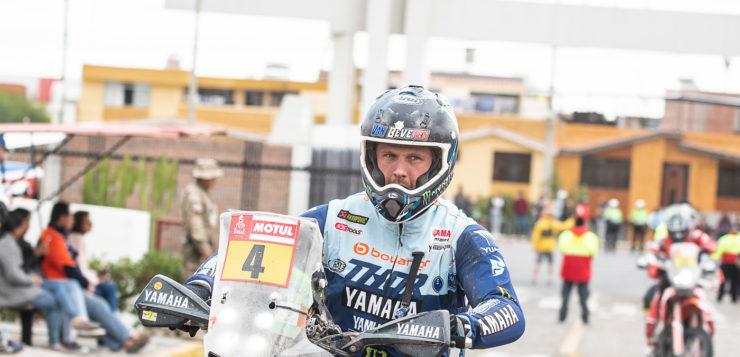 Dakar 2019: Adrien Van Beveren - Yamalube Yamaha Rally