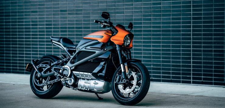 Die Harley-Davidson Livewire wird auf der CES vorgestellt
