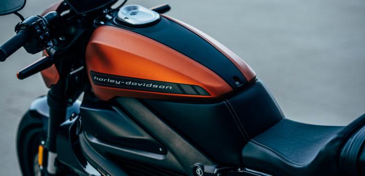 Der Motor der Harley-Davidson Livewire erzeugt einen Sound