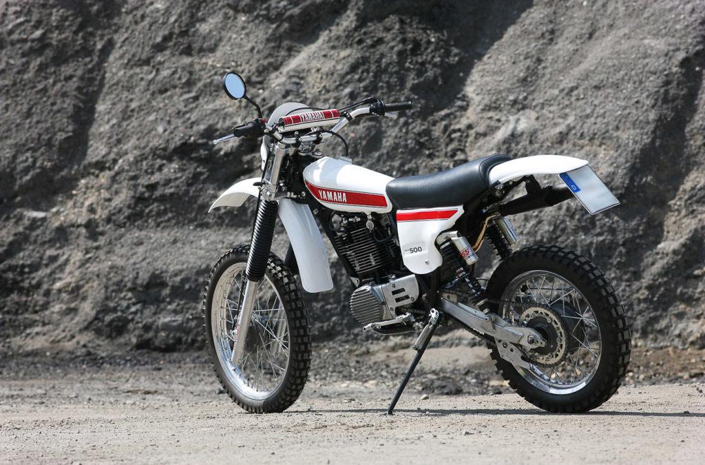 Yamaha Motorräder: Yamaha HL 500