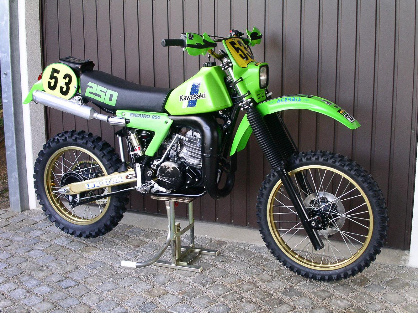 Kawasaki ERK KX 250