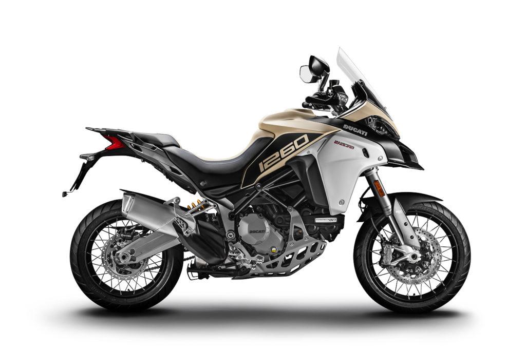 158 PS leistet die Ducati 1260 Multistrada und kostet um die 20.000 Euro