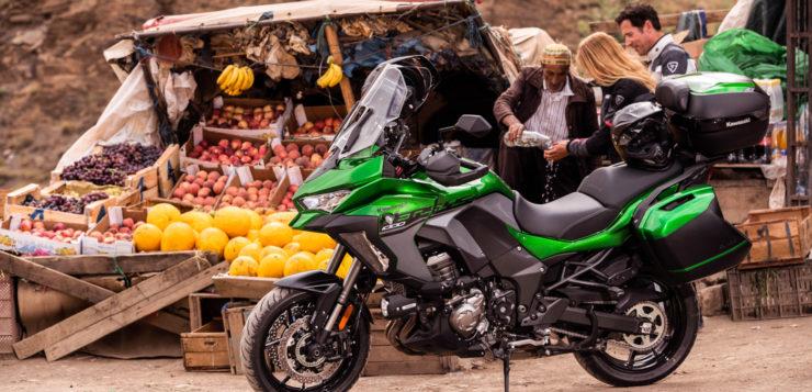 Für die SE-Version verlangt Kawasaki 17.495 Euro
