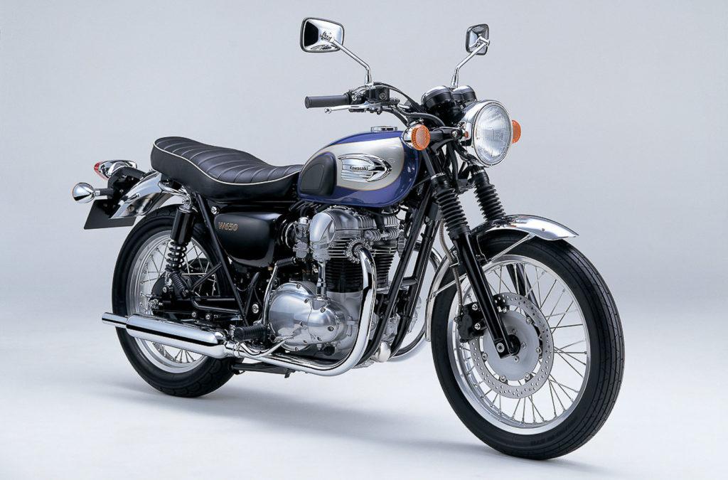 Kawasaki Motorräder: Kawasaki W 650