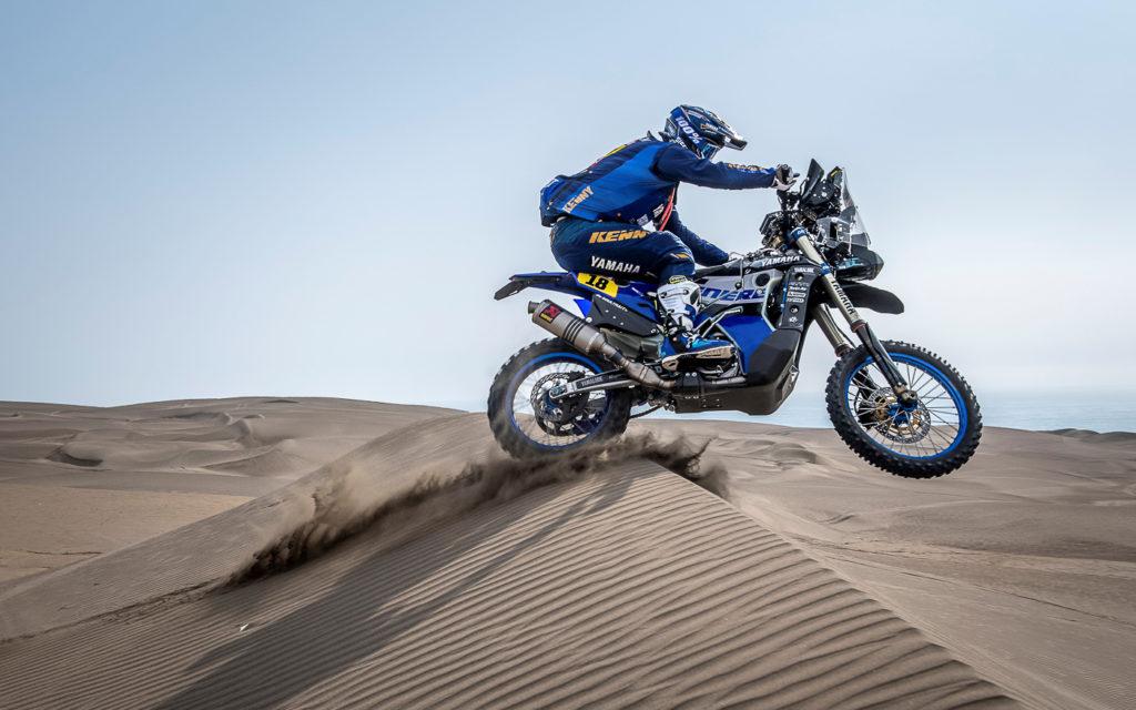 Xavier de Soultrait komplettiert die Top 10 an Tag 1 der Dakar 2019