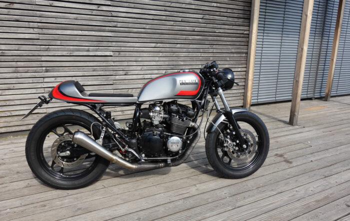 Yamaha XJ600 Caferacer