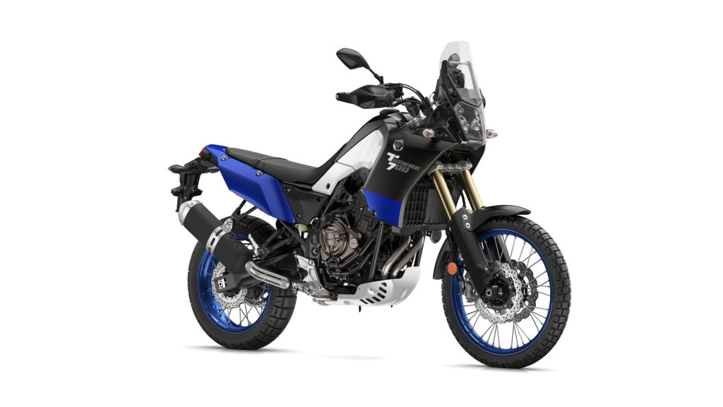 Yamaha 700 Tenere - 73 PS bei 205 Kilogramm