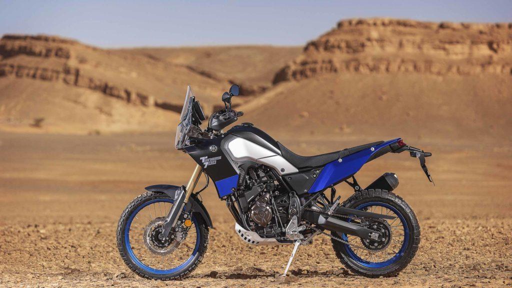Beim Preis der 700 Tenere hält sich Yamaha bislang bedeckt