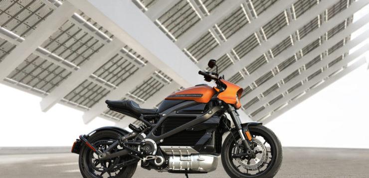 74 PS und 177 km Reichweite soll die Harley-Davidson Livewire bieten