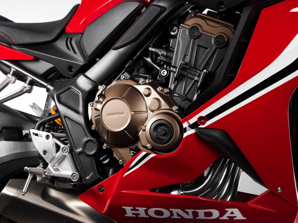 Die neue Honda CBR650R gibt es mit 48 und 95 PS Leistung