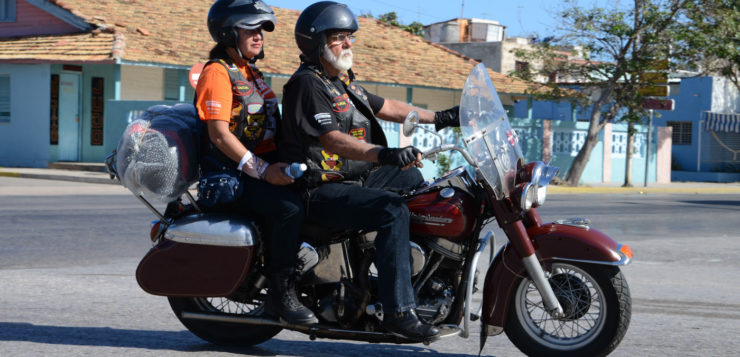 Die Harlistas Cubanos kommen Anfang Februar in Varadero zusammen