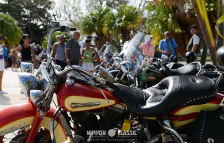 Treffen der Harlistas Cubano in Varadero auf Kuba