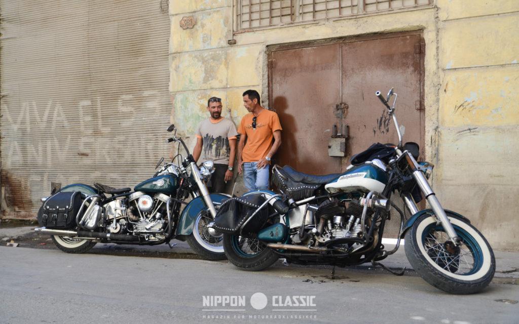 Ein paar Tage später in Havanna