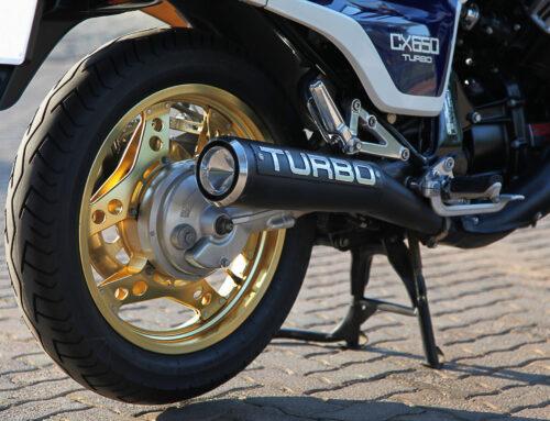 Motorräder mit Turbolader – die größten Flops der 1980er
