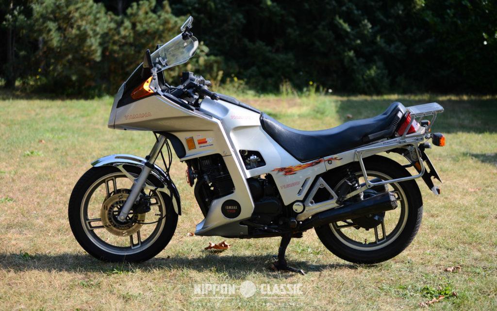 Yamaha XJ 650 Turbo im eigenwilligen Design