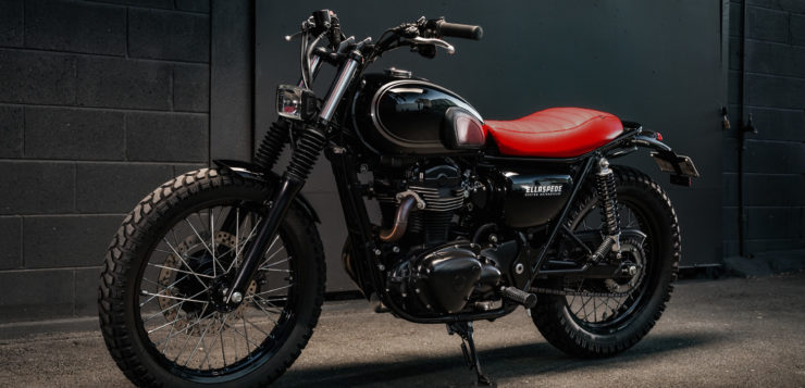 Custom Bikes Einmalige Zweirad Klassiker Umgebaut Für Individualisten