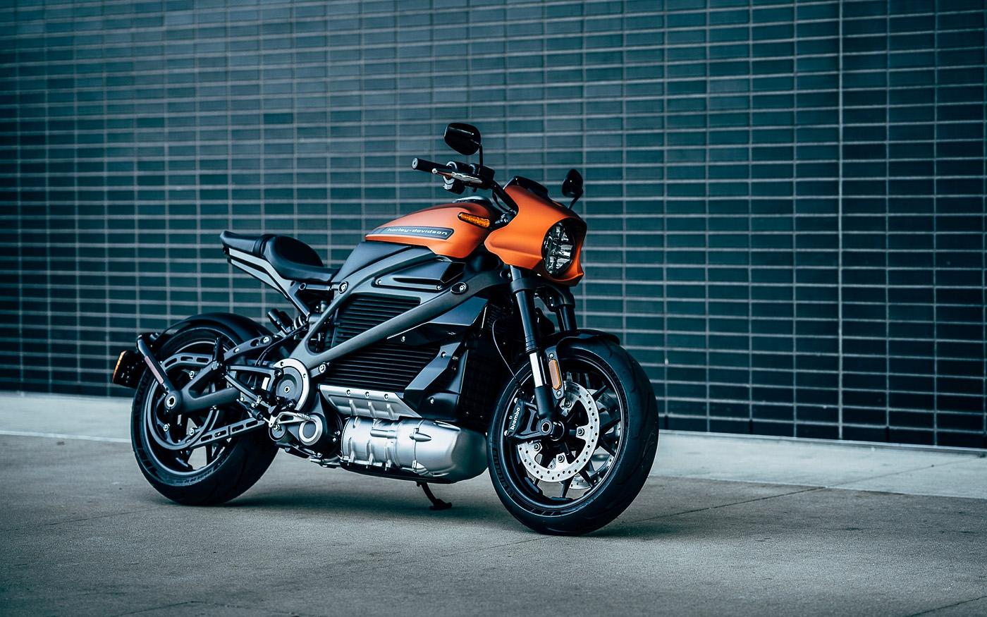 Die Harley-Davidson Livewire wird in Genf vorgestellt