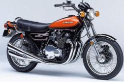 Kawasaki produziert Zylinderkopf der Z1 neu