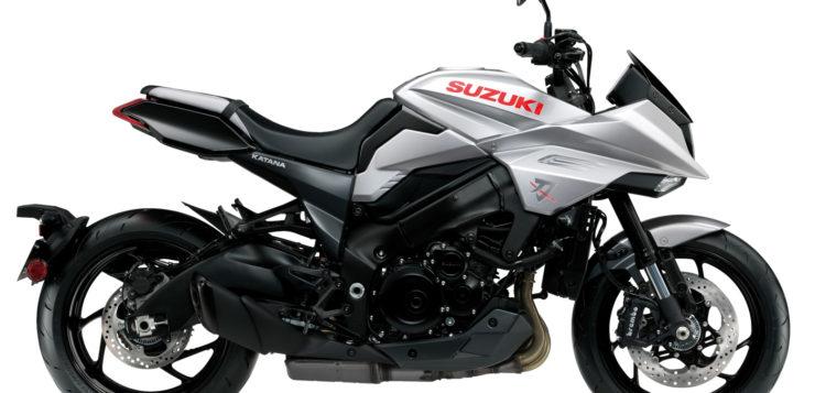 Die Suzuki Katana GSX-S1000 kostet knapp 13.700 Euro kosten