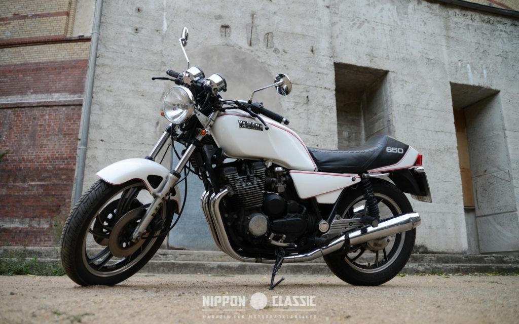 1979 legte die Yamaha XJ 650 den Grundstein für erfolgreiche XJ-Baureihe