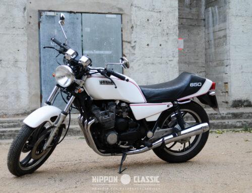 Yamaha XJ 650 – sportlicher Alleskönner