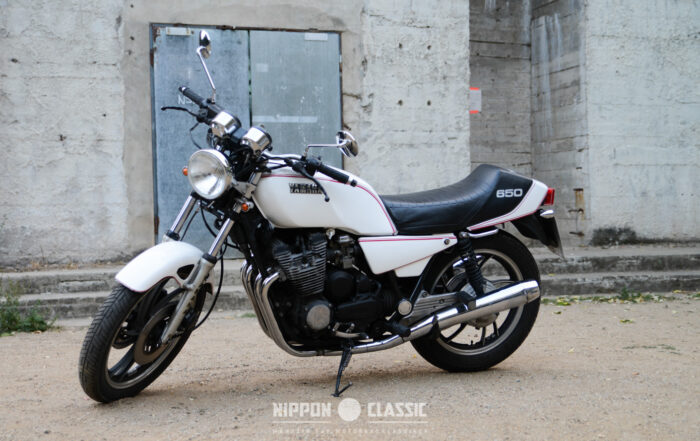 Yamaha XJ 650 (Typ 4K0)