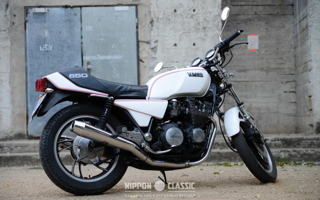 Die Yamaha XJ 650 ist ein echter Langläufer