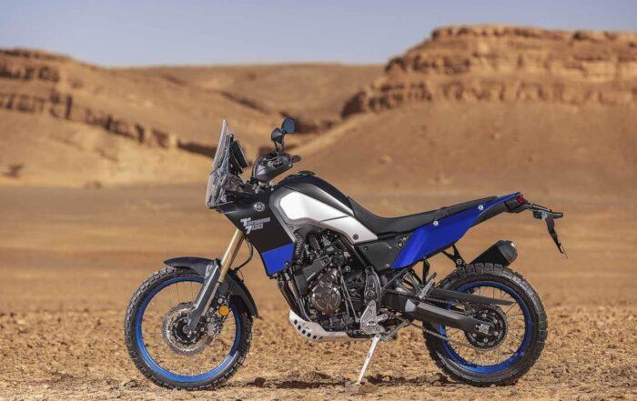 Die neue Yamaha Ténéré 700 kommt 2019 zu den Händlern