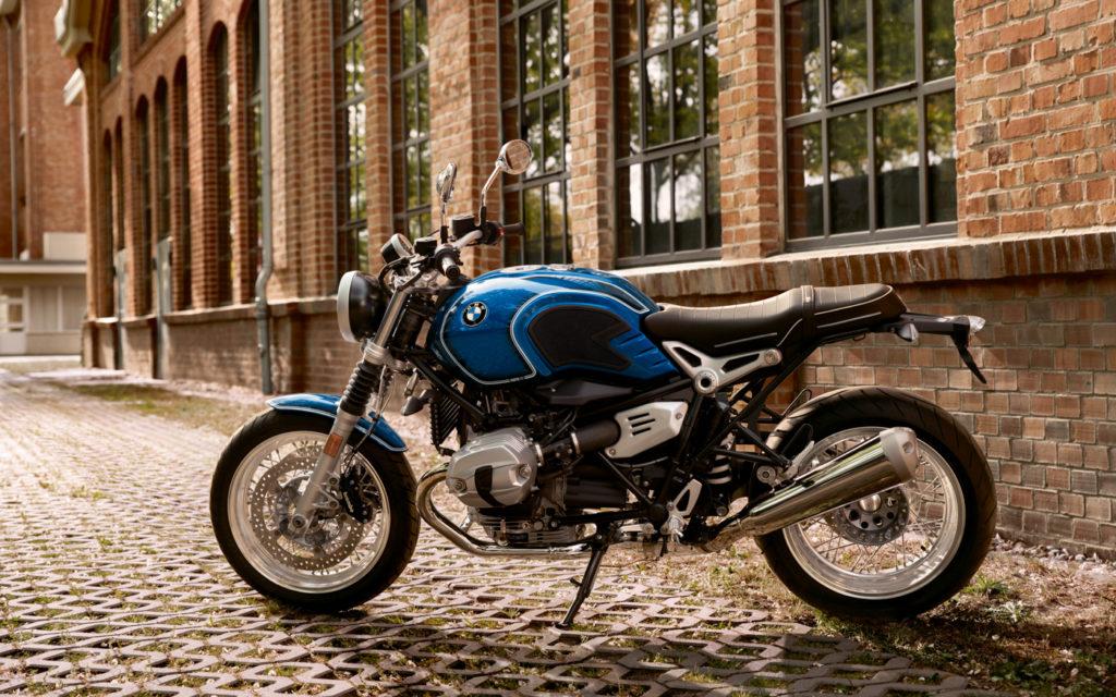 Jubiläumsmodell der BMW R nineT /5