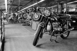 50 Jahre BMW Motorräder in Berlin