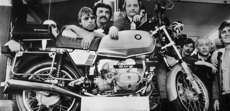1980, Produktionsjubiläum 250.000 Motorrad aus Berlin