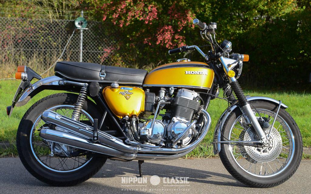 Die Vorherrschaft gehörte seit 1969 der Honda CB 750 Four